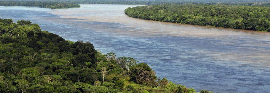 amazon river photo from wikipedia